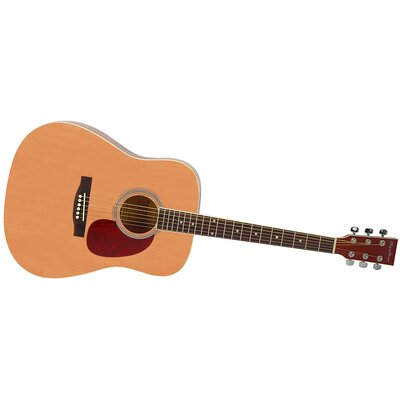 "Ashley Entertainment Corporation 38"" Student Size Classic Acoustic Guitar"