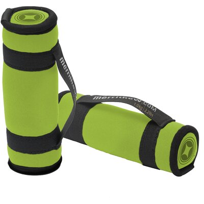 STOTT PILATES Soft Dumbbells (Set of 2)