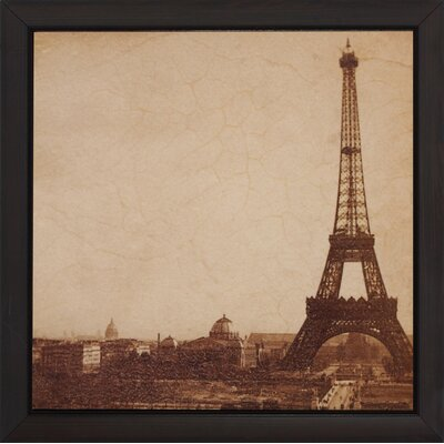 Propac Images Paris / London Wall Art (Set of 2)