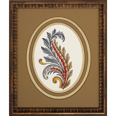Propac Images Jacobean III/IV Wall Art (Set of 2)