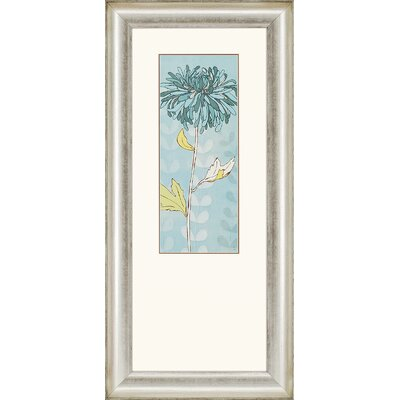 "Paragon Sarah's Garden by Adams Florals Art - 40"" x 19"" (Set of 2)"