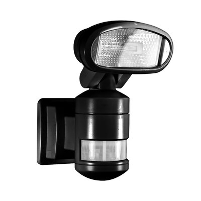 Nightwatcher Security Motion Tracking Halogen Security Floodlight