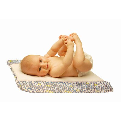 Ah Goo Baby Memory Foam Changing Pad in Bubbles in Water