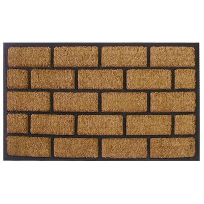 Imports Decor  Liner Brick Doormat