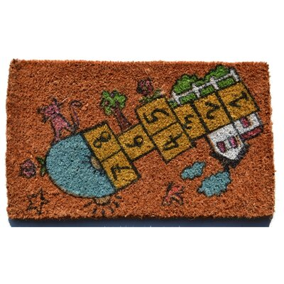 Imports Decor Hopscotch Doormat