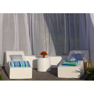 La-Fete Pool 6 Piece Lounge Seating Group