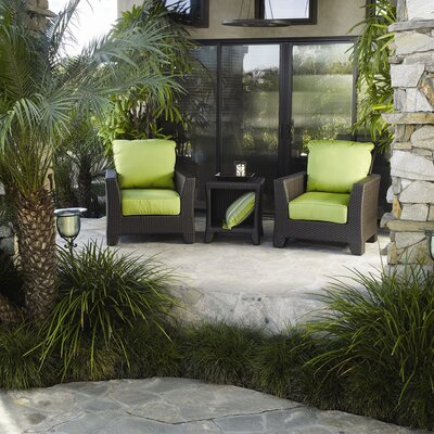 Sunset West Malibu Deep Seating Group with Cushions