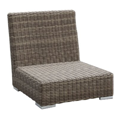 Sunset West Coronado Armless Club Chair with Cushions