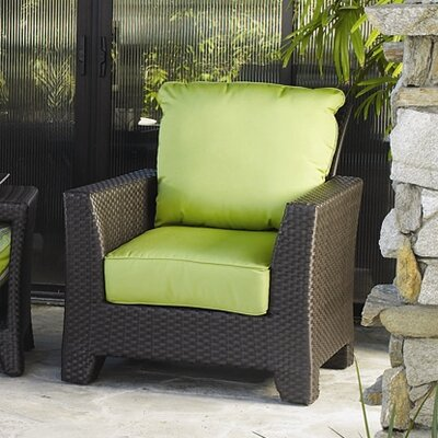 Sunset West Malibu Deep Seating Club Chair