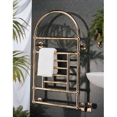"Wesaunard Victorian 25.5"" Wall Mount Electric Towel Warmer"