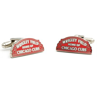 Cufflinks Inc. Wrigley Field Cufflinks