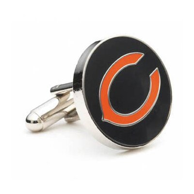 Cufflinks Inc. NFL Silver Plated Cufflinks