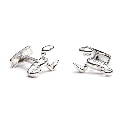 Ravi Ratan Lobster Cufflinks