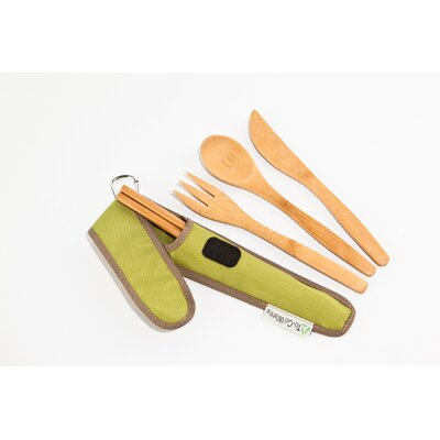 To-GoWare RePEaT 4 Piece Utensil Set