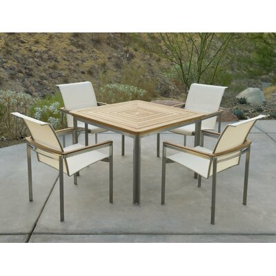 Kingsley Bate Tivoli 5 Piece Dining Set