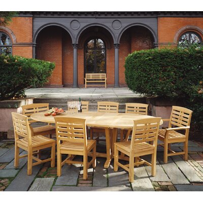 Kingsley Bate Mandalay 7 Piece Dining Set