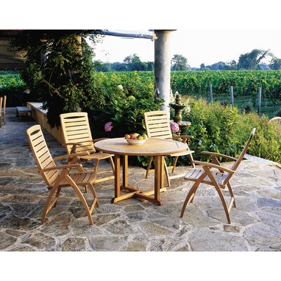 Kingsley Bate Catalina Dining Arm Chair