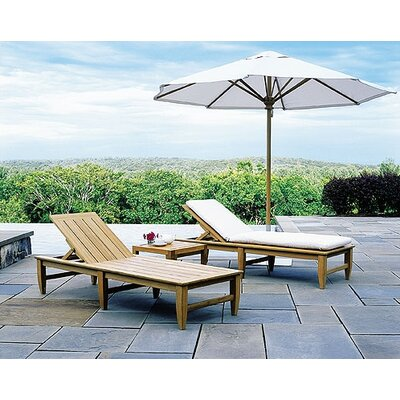Kingsley Bate Amalfi Poolside Lounge Seating Group