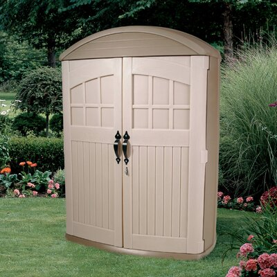 Step2 LifeScapes Highboy Plastic Tool Shed