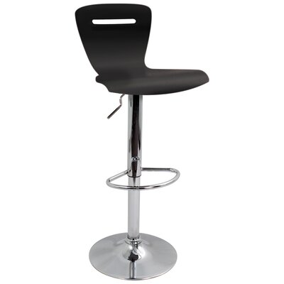 LumiSource H2 23&quot; Barstool in Black