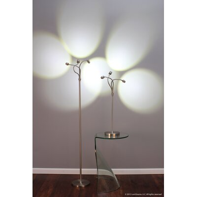 LumiSource Triflex LED Floor Lamp