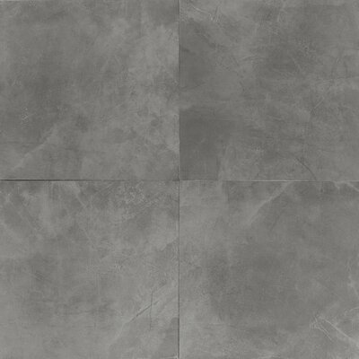 "Daltile Concrete Connection 20"" x 13"" Field Tile in Steel Structure"