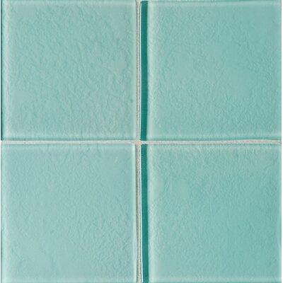 Daltile molten glass 2 quot x 2 quot wall tile in aqua mist specifications