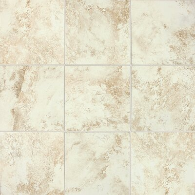 "Daltile Fantesca 12"" x 12"" Unpolished Field Tile in Chardonnay"