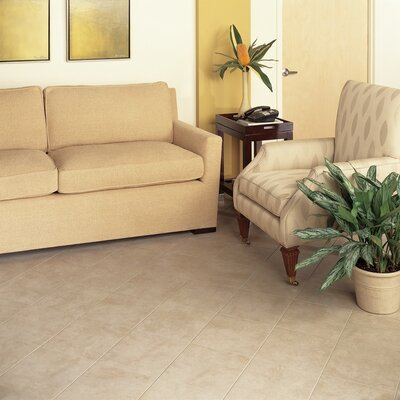"Daltile Monticito 12"" x 12"" Plain Field Tile in Brune"