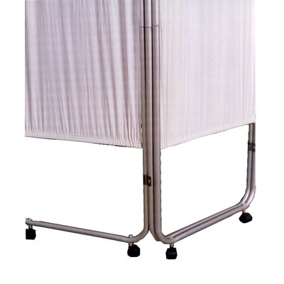 Presco-Webber Corporation King Privacy Screen with Casters