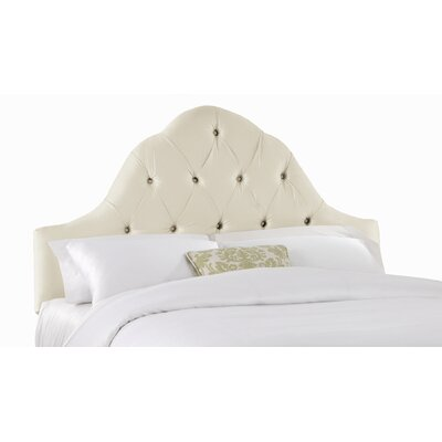 Skyline Furniture Tufted High Arch Upholstered Headboard