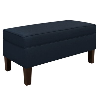 Skyline Furniture Patriot Upholstered Storage Bench