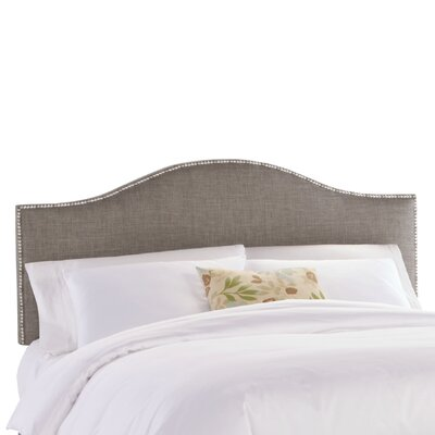 Skyline Furniture Nail Button Groupie Upholstered Headboard