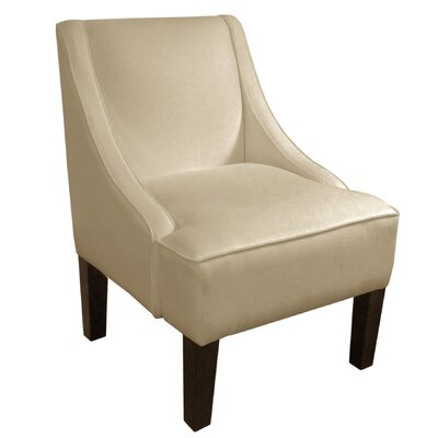 Skyline Furniture Chambers Swoop Armchair