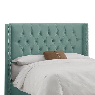 skyline furniture tufted upholstered headboard reviews