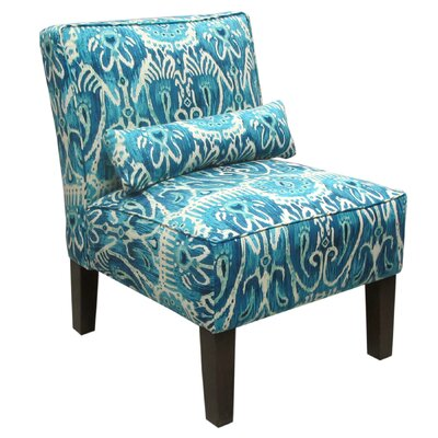 Skyline Furniture Fabric Armless Chair