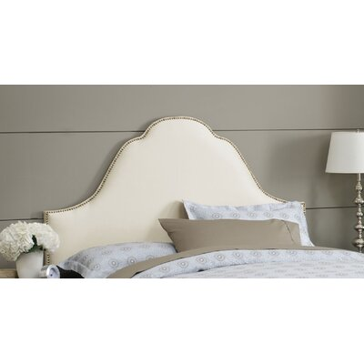 Skyline Furniture Plain High Arch Upholstered Headboard