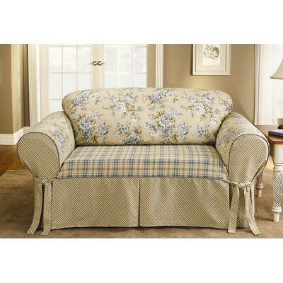 Sure-Fit Lexington Sofa Skirted Slipcover