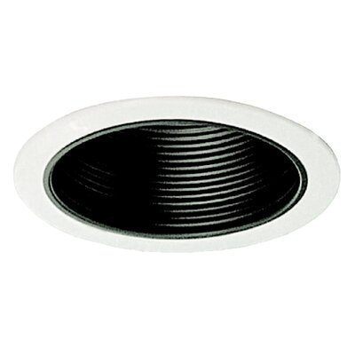 "Royal Pacific 6"" Baffle in Black"