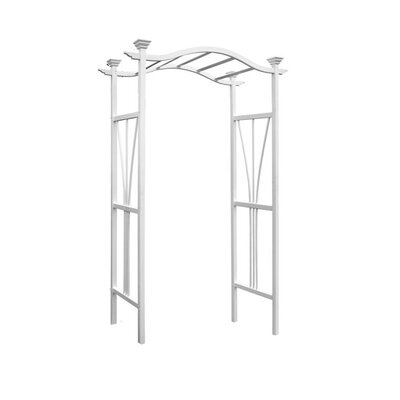 New England Arbors London Arched Arbor