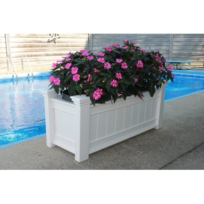 Square Windsor Box Planter