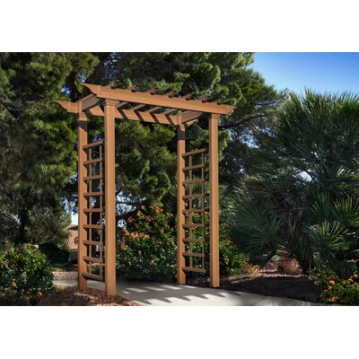 New England Arbors Carolina Arbor