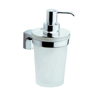 Moda Collection Movin Soap Dispenser in Chrome
