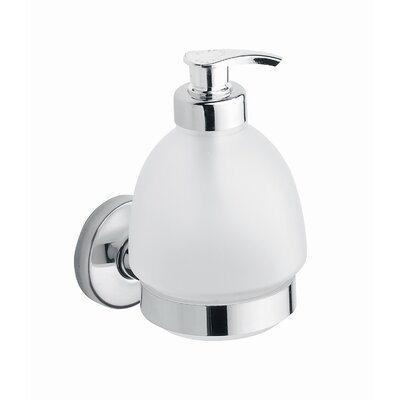 Moda Collection Tekna Wall-Mount Soap Dispenser