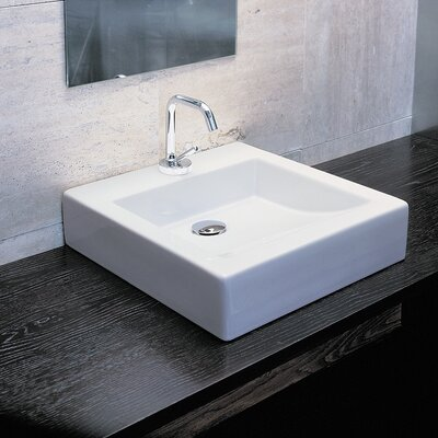 Moda Collection Domino Vessel Bathroom Sink