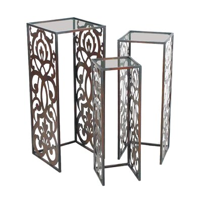 Swanson 3 Piece Nesting Tables