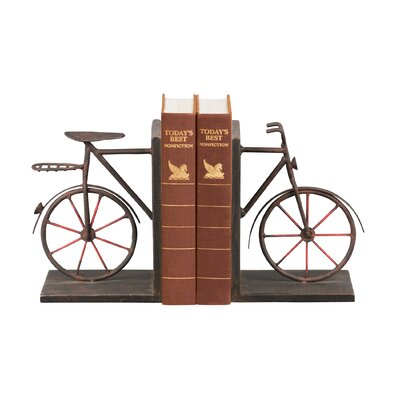 Sterling Industries Bicycle Bookends (Set of 2)
