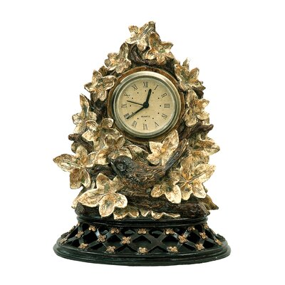 Sterling Industries Ivy Finch Clock
