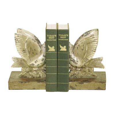 Sterling Industries Taking Flight Bookends (Set of 2)