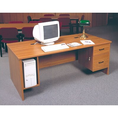 Ironwood Library Computer Desk